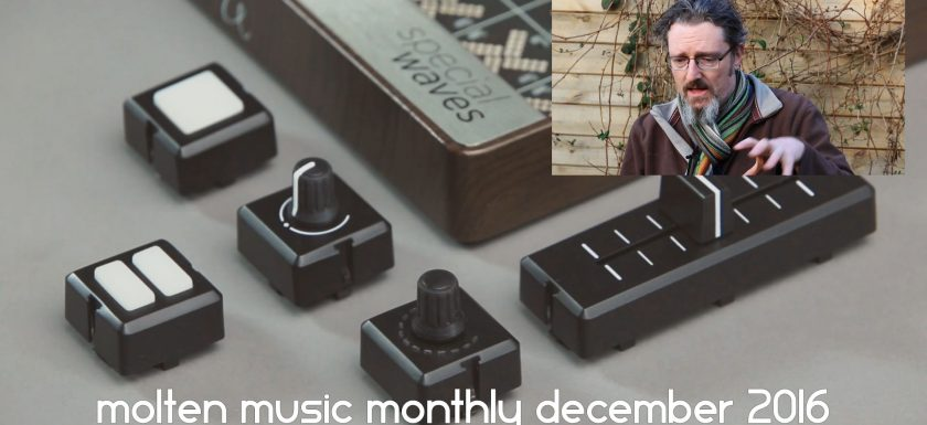 Molten Music Monthly December 2016